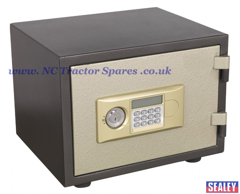 Electronic Combination Fireproof Safe 420 x 350 x 330mm